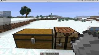Minecraft Pixelmon Mod Tutorial Part 1 - Basic Builds