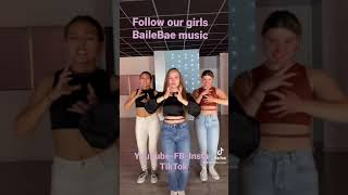 Follow our @BaileBae girlact