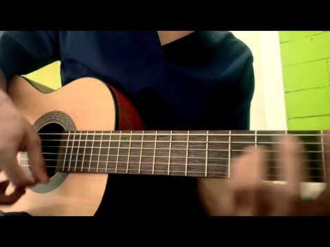 BICARA - the overtunes feat monita tahalea ( TUTORIAL Chord guitar)