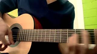 BICARA - the overtunes feat monita tahalea ( TUTORIAL Chord guitar)