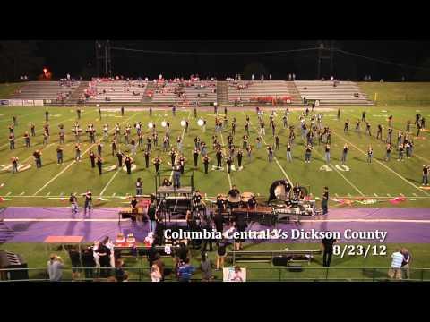 Columbia Central Football Columbia Central vs Dickson County