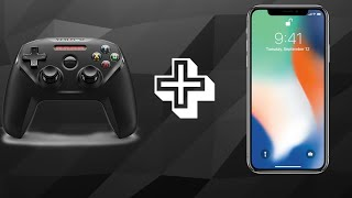 Using A Mobile Controller For The First Time(Fortnite)