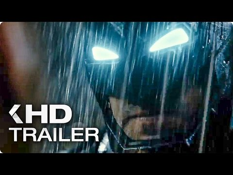 BATMAN VS SUPERMAN: Dawn Of Justice Final Trailer German Deutsch (2016)