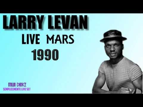 Larry Levan Live @ Mars 1990
