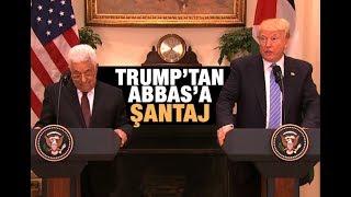 İsmail Yaşa   Trump'tan Abbas'a şantaj