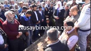 YPJ'li Doğan'ın cenazesi Nusaybin'de defin edildi