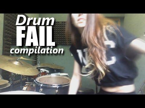Drum FAIL compilation | RockStar FAIL