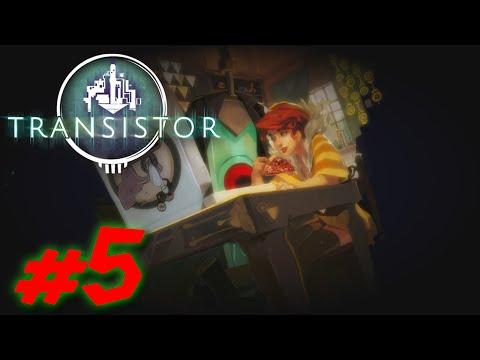 PEDANG GUE MABOK?! || Transistor (Indonesia) - Part 5