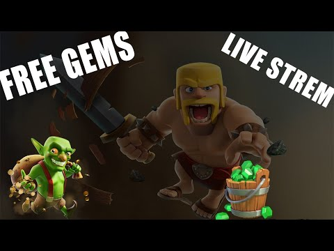 Clash of Clans Hack Clash of Clans Cheat gems attacks no private server movie update [HD] [Live]