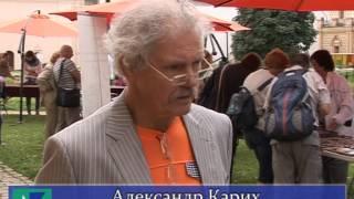 видео V фестиваль «Ростовская финифть и народные промыслы» в Ростовском кремле