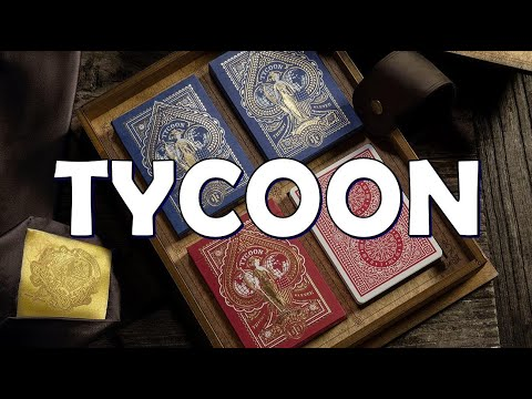 Deck Review - Tycoon Playing Cards - Theory 11