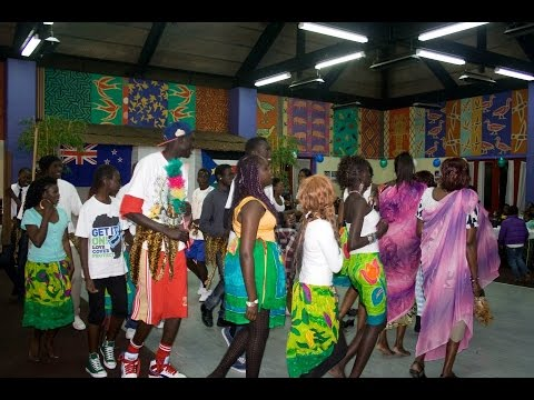 New Zealand South Sudanese in Auckland Loor Jieng