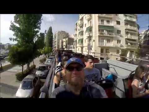 Red Bus Tour Athens