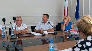 Sesja rady powiatu ostrowskiego (07.08.2018)