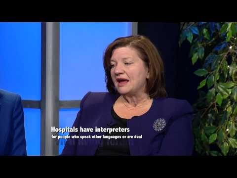 Vital Living Forum-Patient Care in a Hospital Setting