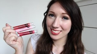 Rimmel 1000 Kisses Lip Tint | First Impression (F.I.F)