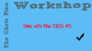 Time With Pine 2015 #5