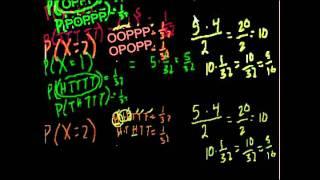 Биномиальное распределение. Часть 1