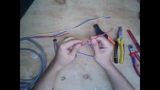Переходник с алюминиевого провода на медный. Как подсоединить медь к алюминию.