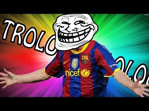 MESSI, EL REY DEL TROLLEO | Trollface Quest 5 - JuegaGerman
