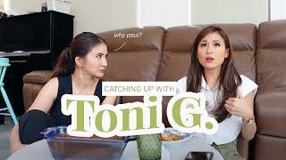 Mukbang with Toni G + Life Updates (Why she married Paul)   Rica Peralejo - Bonifacio