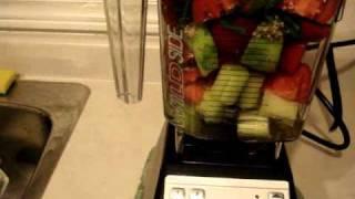 Quick Easy Recipe: Spicy Tomato Soup