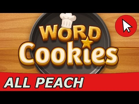 Word Cookies Peach Answers (1-20) + Special Level