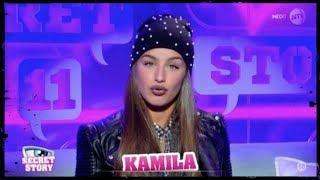 Secret Story 11: Kamila, membre d'une famille liée au grand banditisme marseillais