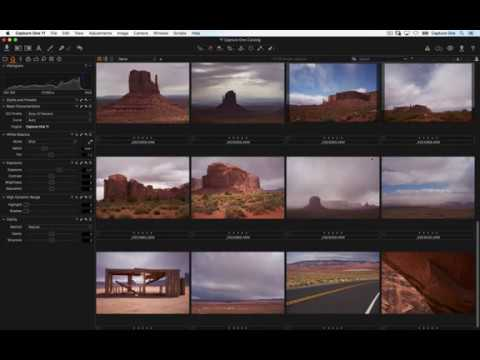 Getting Started with Capture One Express (for Sony)   Webinar   Capture One