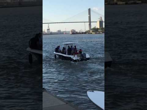 Savannah River Ramp Accident