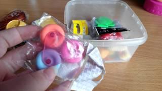Мои стирательные резинки / ластики ^-^