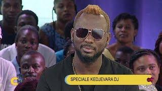 C'Midi Spéciale KEDJEVARA DJ de RTI 1 du 15 Décembre 2017 par Caroline DASYLVA