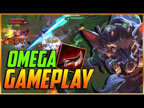 ¡¡OMEGA SQUAD TWITCH JUNGLE GAMEPLAY!! | DRAKTHARR + MAX ATT