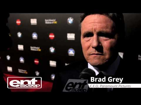 Jimmy Kimmel & Brad Grey Support Cancer Research