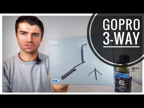GoPro 3-Way Grip/Arm/Tripod & GoPro HERO6 Recenzja TEST | ForumWiedzy