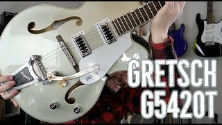 Gretsch G5420T Guitar Review - Wallet Chains, Spats, and a Fedora