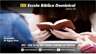 IP Central de Itapeva - Culto de Domingo de Manhã - 30/05/2021