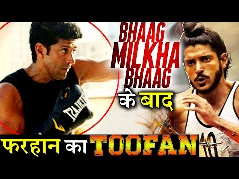 After Becoming Milkha Singh Farhan Akhtar Is All Set To Do TOOFAN Mp3