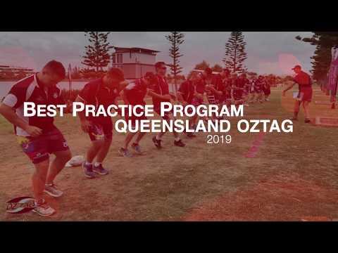 QLD Oztag   Best Practice Program 2019