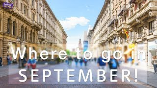 In september holidays Offbeat