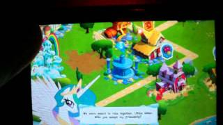My Little Pony Game Loft Game - Ending - Nightmare Moon Defeat