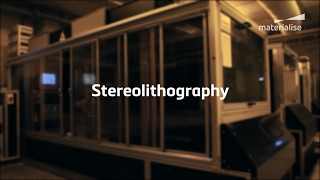 Stereolithography   3D Printing Technologies