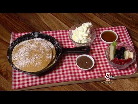 Breakfast: Landwer's Café \u0026 Mel's