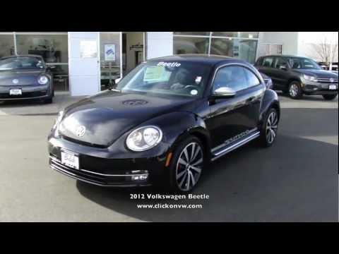 2012 Volkswagen Beetle Greeley, Fort Collins, Denver CO