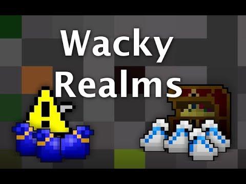 RotMG: Private Server | Wacky Realms
