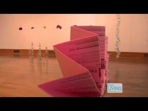 Tony Feher - Des Moines Art Center