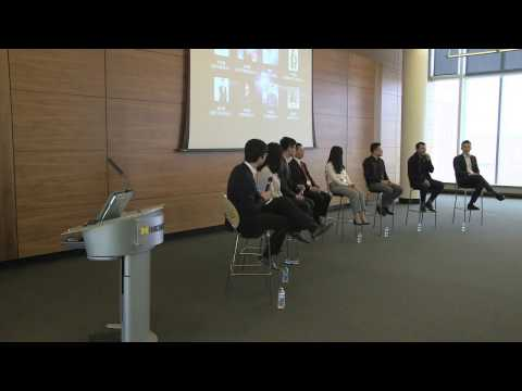 2017 MIchigan China Forum Panel: Entrepreneurs in China & U.S.