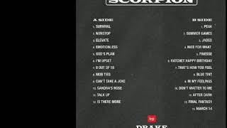 Drake Emotionless Official Audio | Scorpion | Drake New Album