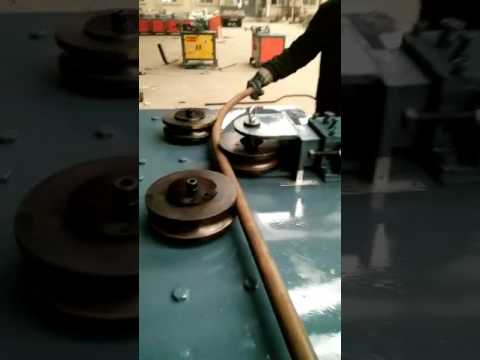 Circle and Arc bending machine for pipe