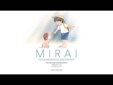 Mirai – Das Mädchen aus der Zukunft (Kino-Trailer)